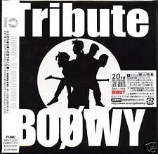 BOOWY Tribute Japan CD NEW Keigo Iwase Naohito Fujiki
