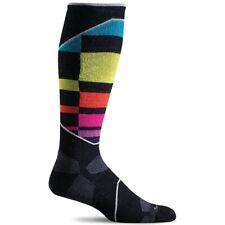 Sockwell's Women's Ski Socks Medium Compression Sizes S-M, M-L