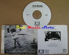 CLIVIA - IL QUADERNO DEI CATTIVI PENSIERI - CD Raro 1996 (S4)  promo