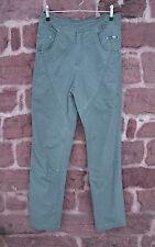 outlyne STRADA long pantalon, pantalon pour l'extérieur hommes, argent Bouleau