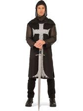 Mens Gothic Knight Costume