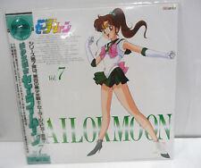 SAILOR MOON VOL. 7 LASER DISC LD NTSC JAP CLD-A100 RARE