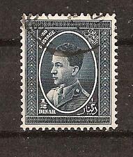 IRAQ # 77 USED King Ghazi Definitive