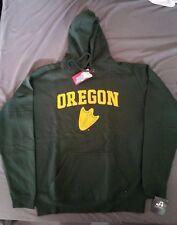 Green Oregon Ducks Hoodie --- New w/ Tags