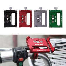 G-85 Adjustable Aluminum Bike Handlebar Mobile Phone Holder Fixed Clamp Mount