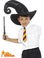 Child Wizard Kit Harry Potter Boys Girls Book Week Day Fancy Dress Accessory Kit