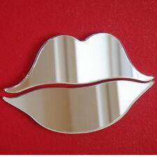 Lèvres Miroir acrylique (plusieurs tailles disponibles)