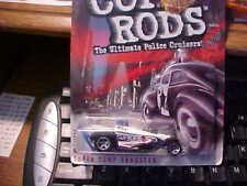 Hot Wheels Cop Rods Super Comp Dragster