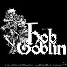 Hobgoblin Goblin Music Horror Ghoul Gothic Rock Creature Feature Shirt NFT484