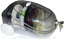 CD DVD Box Aufbewahrungsbox Aufbewahrung CD Ständer Staubsaugerdesign  Schlüssel