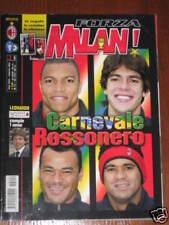 FORZA MILAN 2004/2 BRASILE KAKA' CAFU' DIDA SERGINHO **
