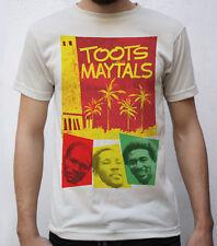 Toots y la Maytals T Shirt Diseño
