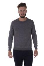 Maglia Daniele Alessandrini Sweater -55% Amazzonica Uomo Grigio FM91503607-11