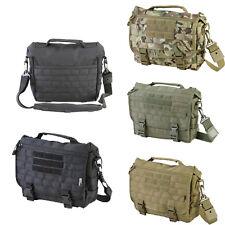 Military Mens Ladies Small 10 Litre Messenger Molle Platform Shoulder Carry Bag