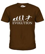 EISKUNSTLAUF EVOLUTION DES MENSCHEN KINDER T-SHIRT TEE JUNGEN MÄDCHEN KLEINKIND