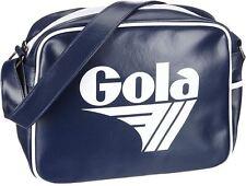 Gola Redford Navy White Unisex Messenger Shoulder Bag