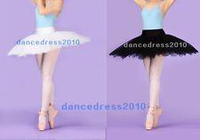 2f46283ad9 NWT Adult Women Professional Ballet Tutu Hard Organdy Platter Skirt Dance  Dress