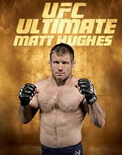 UFC: Ultimate Matt Hughes (DVD, 2011, 2-Disc Set) js