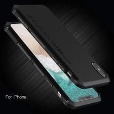 Coque Aluminium Anti-choc Case Solace Extreme Samsung et iPhone 6/6S 7/8 X/XS
