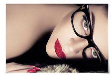 Tom Retro Ford Style Eyeglasses UV400 CLEAR LENS Geek Thick Horn Rim Glasses
