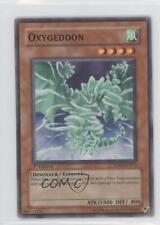 2006 Yu-Gi-Oh! Dinosaur's Rage #SD9-EN011 Oxygeddon YuGiOh Card