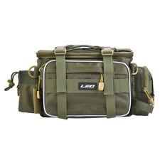 Angeltasche Angelkoffer Gerätetasche Tasche Zubehörtasche Angelbox Schultergurt