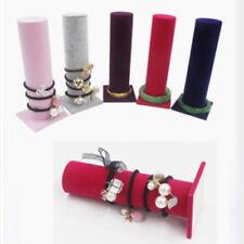 Vertical Jewelry Bracelet Display Bar Scrunchie Hair Band Holder Organizer