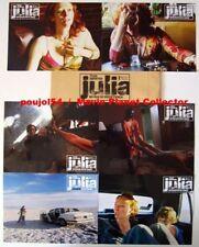 JULIA - Tilda Swinton - Erick Zonca  Set of 6 FRENCH LC