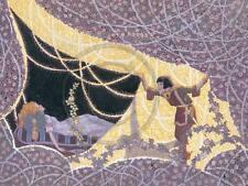 Sleeping Beauty, Princess, Briar Rose, Fairytale 1920s, Poster Print