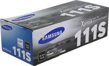 1 x Samsung Original OEM Black Toner Cartridge For MLT-D111S