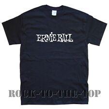 ERNIE BALL new T-SHIRT sizes S M L XL XXL black white grey brown maroon
