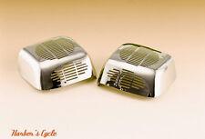 GL1500 Honda Goldwing GL 1500 Gold Wing -CHROME rear speaker covers/trim/accents