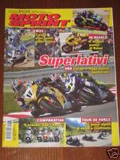 MOTOSPRINT 2005/32-33 ANTONIO CAIROLI MX2 CORSER HAGA @