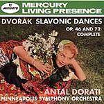 DORATI-DVOR:  SLAV DANCES  CD NEW