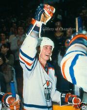 Wayne Gretsky #1 Edmonton Oilers Photo 8x10