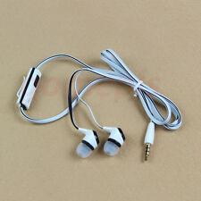 Stereo In-ear 3.5mm Headphone Earphone Headset Earbuds for Mobile Phone White