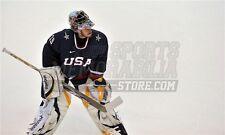 Ryan Miller Buffalo Sabres USA 2010 Olympics save 8x10 11x14 16x20 photo 1068