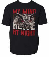 Shirt Animal T Owl  Sizes bird Art Ancient Lover Mens Tee  S-3XL