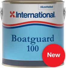 INTERNATIONAL ANTIVEGETATIVA BOATGUARD 100 2,5 LITRI COLORI BLU NERO DOVER