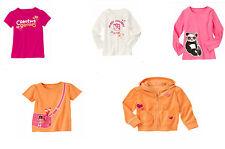 Gymboree Panda Academy Kid Girl*NWT*Tops-Satchel,Art,Cutie 3 4 5 6 7 8 9