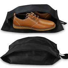 Home Travel Luggage Shoes Storage Zipper Dust Bag Case Organizer For Women & Men
