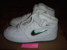 5895a9815e40e ... Nike Air Force 1 Mid SJ SC BPS Jewel Jade Green OG B ...