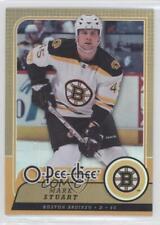 2008-09 O-Pee-Chee Rainbow Foil #373 Mark Stuart Boston Bruins Hockey Card