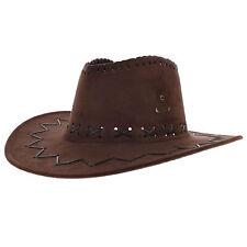 Adulto Cowboy Cowgirl Costume Bambino Cappello Occidentale Bandana Festa Di Addio Al Nubilato Addio al Celibato