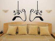 Xbox Controller Par Gamepad Infantil Adhesivo para dormitorio pared imagen