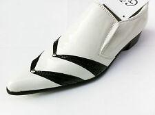 Childrens Niños Blanco Slip On Formal Boda Baile de graduación página boykids Zapatos para trajes