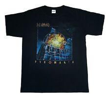 DEF LEPPARD - Pyromania - T SHIRT S-M-L-XL Brand New - Official T Shirt