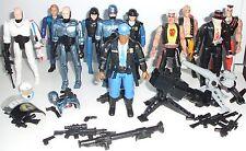 1988 1994 Robocop Action force figures Stan Parks Nitro Pudface Anne Lewis