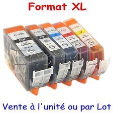 Lot cartouches compatibles PGI520 CLI521 pour imprimantes Pixma IP MX MP