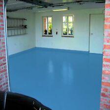 ab 13,98€/kg Light blue 2k Epoxid Garage coating Concrete color Floor colour